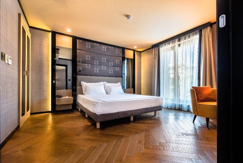 4 Sterne Hotel: Best Western Premier Collection City Hotel Sofia - Sofia, Südwestbulgarien