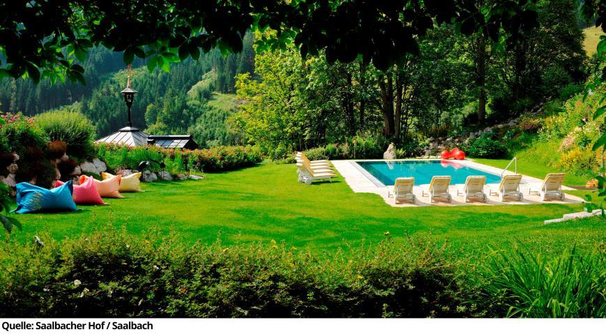 Hotel Saalbacher Hof 4 Sterne Vtours