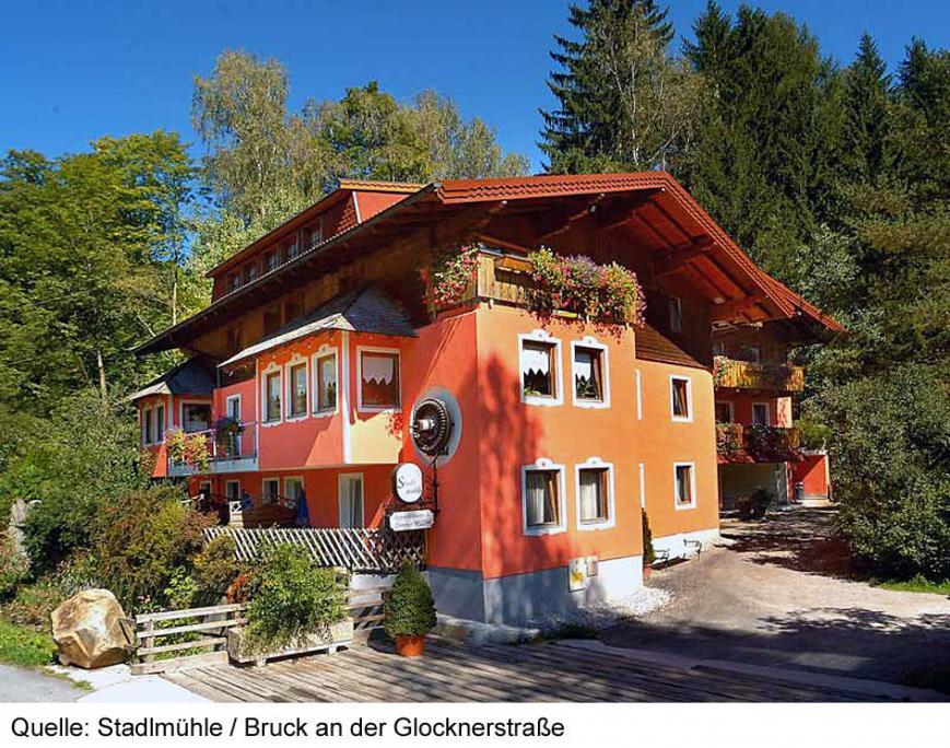 Wetter Bruck an der Glocknerstrasse | blaklimos.com