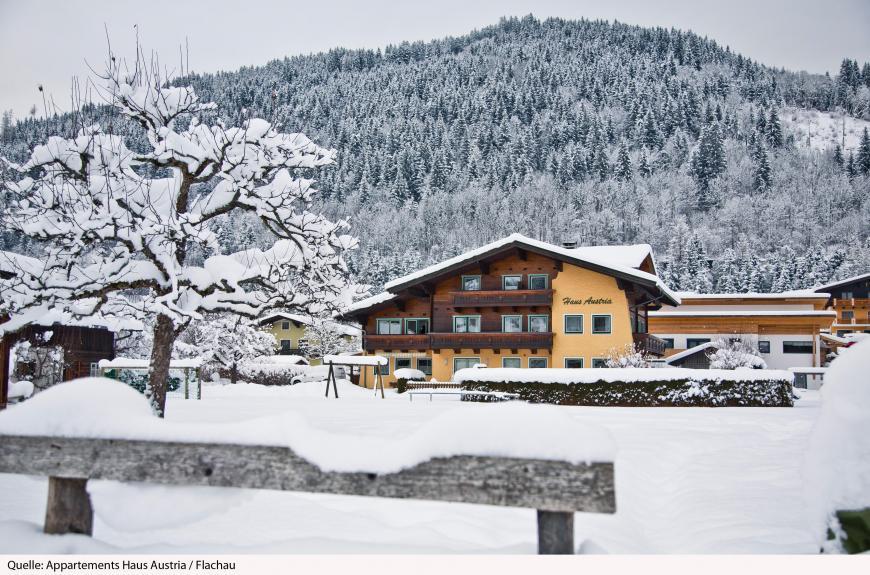 Hotel Austria Flachau 3 Sterne Vtours