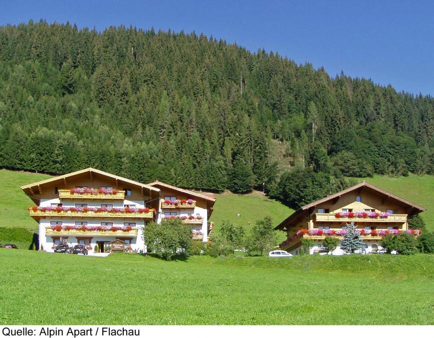 Hotel Alpin Apart 3 Sterne Flachau Vtours