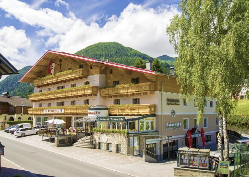 Hotel Panorama Flachau 3 Sterne Vtours