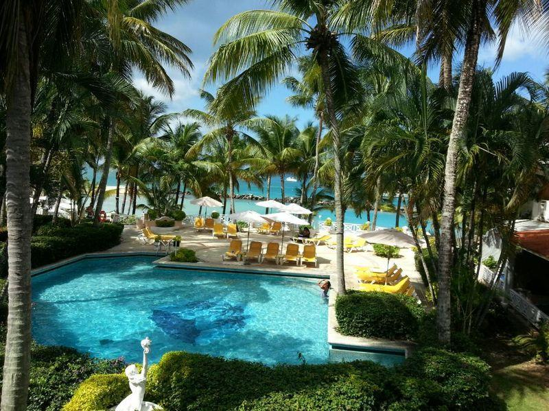 4 Sterne Hotel: Coco Reef Resort and Spa - Crown Point, Tobago