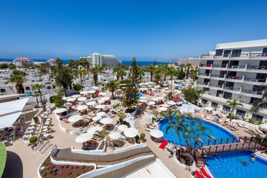 4 Sterne Hotel: Tigotan Lovers & Friends Playa de las Americas - Adults Only - Playa de las Americas, Teneriffa (Kanaren)