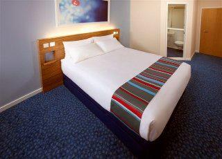 3 Sterne Hotel: Travelodge Waterloo - London, England