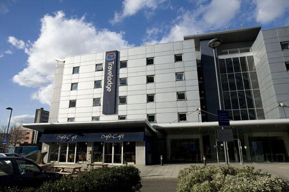 3 Sterne Hotel: Travelodge London Docklands - London, England