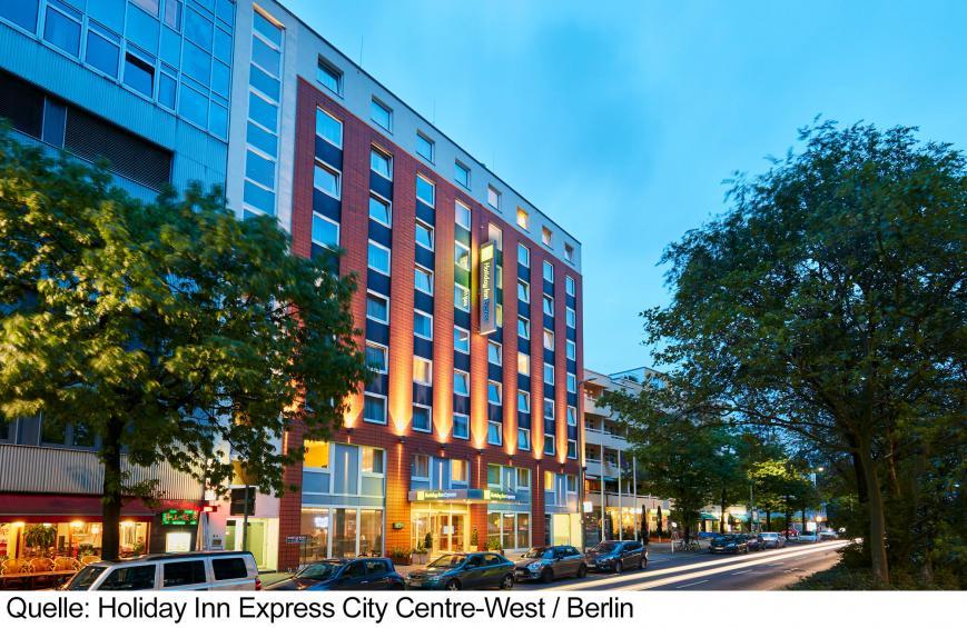 Hotel Holiday Inn Express Berlin City Centre West Vtours
