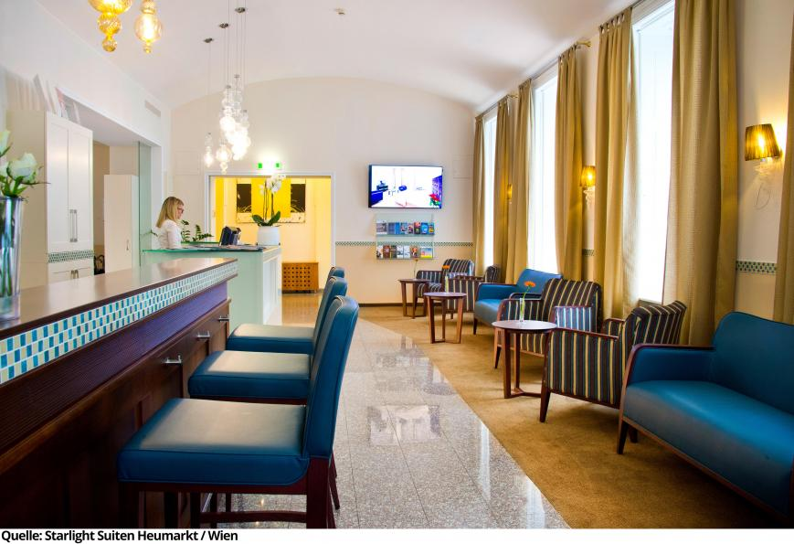 HiLight Suites Hotel, Lobby