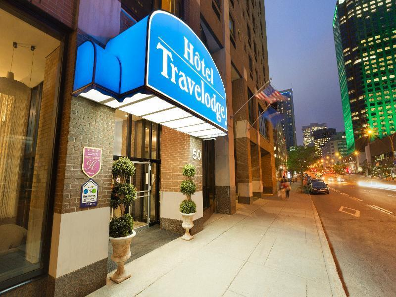 3 Sterne Hotel: Travelodge Montreal Centre - Montreal, Quebec