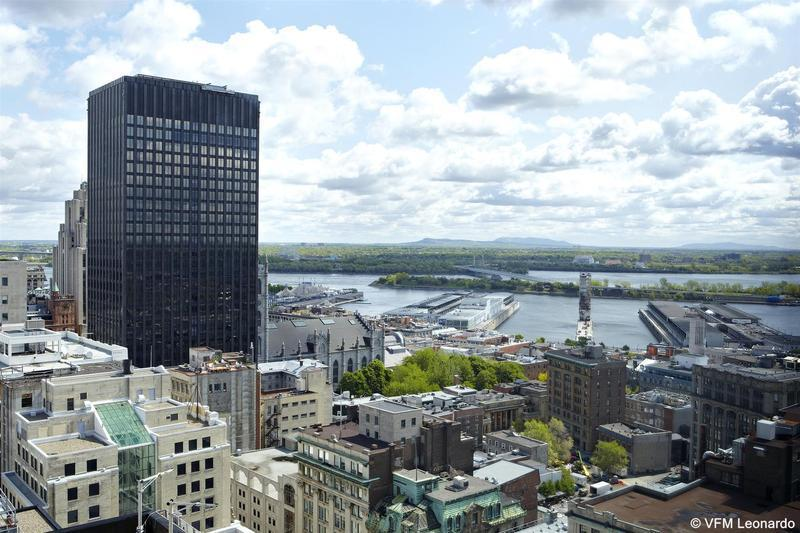 5 Sterne Hotel: Intercontinental Montreal - Montreal, Quebec