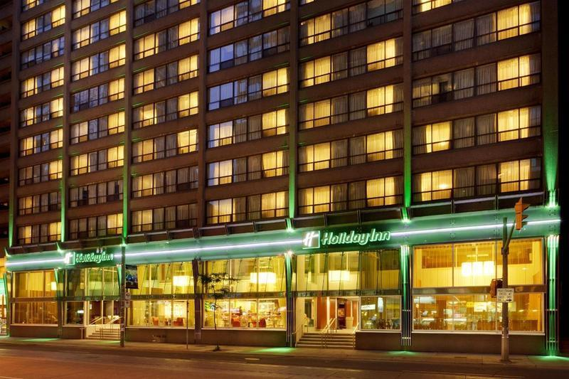 3 Sterne Hotel: Holiday Inn Toronto Downtown Centre - Toronto, Ontario